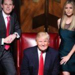 ابنة ترامب كانت عضواً بالحزب المنافس لوالدها