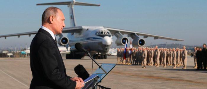 بوتين يزيد نفوذ روسيا في الشرق الأوسط