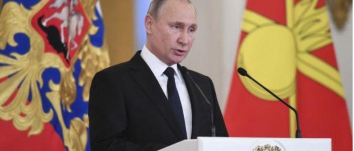 """روسيا تبدأ بناء سلاح """"يوم القيامة"""""""