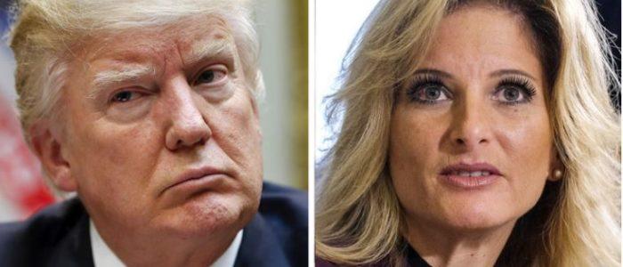 أمريكية تقاضي ترامب بتهمة التحرش الجنسي..الرئيس يحتمي بالحصانة الدستورية للهروب