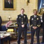 ترامب يقر أكبر ميزانية عسكرية في التاريخ..700 مليار دولار لتحديث الجيش الأمريكي وتمويل الحرب في سوريا والعراق