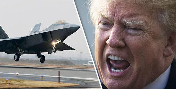 أمريكا تستعد لحرب عالمية ثالثة بتدريبات عسكرية على حدود كوريا الشمالية