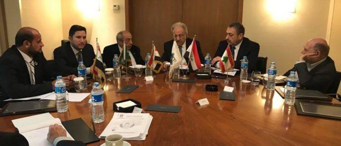 مصر تشارك بالمؤتمر الدولي لإعادة الإعمار و ترميم الآثار بسوريا والعراق