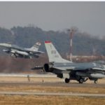 كوريا الشمالية تستعد للحرب الحتمية مع أمريكا..قاذفات الشبح تحلق فوق بيونج يانج