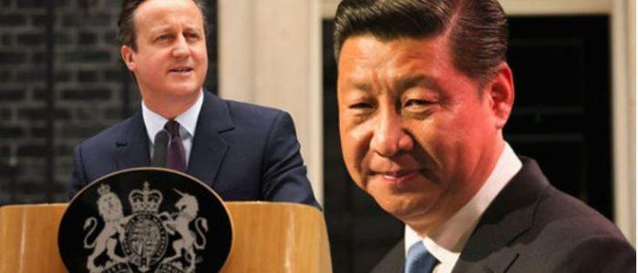 رئيس وزراء بريطانيا السابق يحصل علي وظيفة في الصين