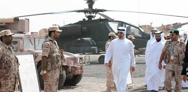 الإمارات تطمئن المواطنين والمغتربين..دفاعنا الجوي منيع والمفاعل النووي بأمان..كذبت إطلاق الحوثيين صاروخ كروز