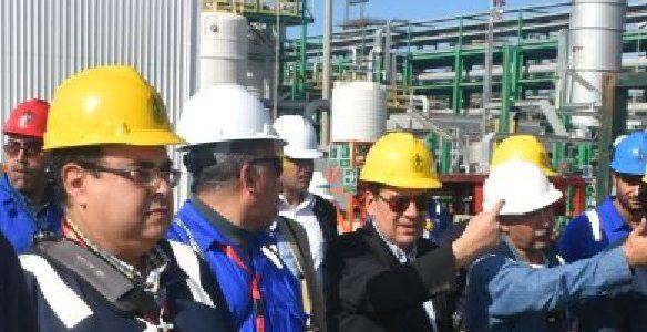 بالصور: مصر تبدأ إنتاج الغاز من حقل ظهر في البحر المتوسط.. تغيير خريطة الطاقة في الشرق الأوسط والعالم