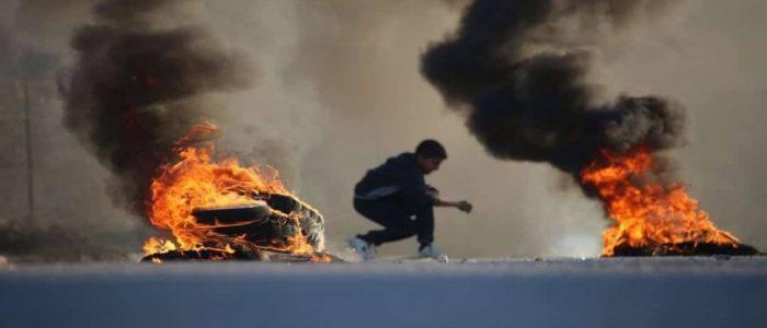 انتفاضة القدس الثالثة: إسرائيل تستهدف غزة .. وشهيدان وقرابة الألف مصاب حصيلة اليوم الأول
