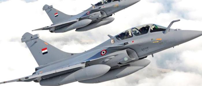 3 طائرات رافال جديدة تصل قاعدة عسكرية بالصحراء الغربية..مواصفات خارقة ويمكنها حمل أسلحة نووية