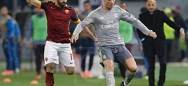رونالدو يرفض ضم محمد صلاح لريال مدريد في يناير..ثناء زيدان عليه يقلق النجم البرتغالي