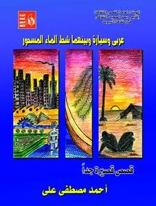 """تعدد الشكل الفني في مجموعة أحمد مصطفي علي """"عربي وسيارة وبينهما شط الماء المسحور"""""""