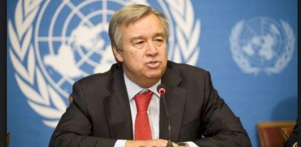 الأمين العام للامم المتحدة يدعو لإحالة سوريا للمحكمة الجنائية