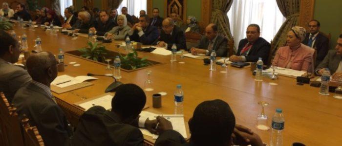اجتماعات مصرية اثيوبية اليوم بالقاهر لبحث سد النهضة..بعد يوم من رسالة السيسي العسكرية لإثيوبيا والسودان