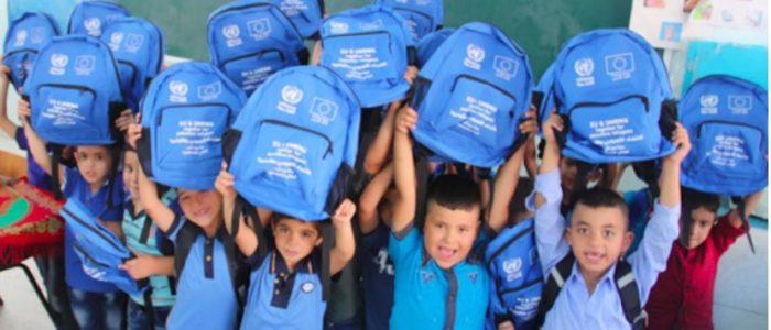 أونروا: المدارس والمراكز الصحية الفلسطينية في خطر إذا لم تُسد الفجوة في التمويل