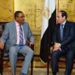 اجتماع السيسي وديسالسن خطوة تاريخية لتخطي أزمة نهر النيل