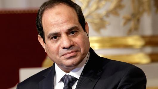 السيسي: قادرون على حماية مصر حربا وسلاما.. والحق المسنود بالقوة ينتصر