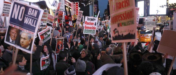 استطلاع للرأي يكشف تراجع تأييد الأمريكيين لإسرائيل