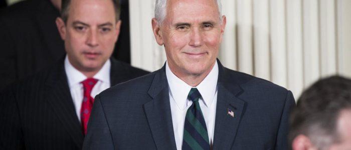 نائب الرئيس الأمريكي يجتمع مع رئيس وزراء إثيوبيا ويشيد بالإصلاحات