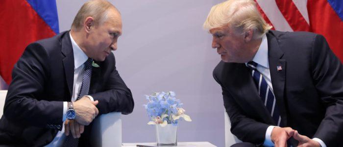 بوتين يعرب عن تعازيه لترامب لحادث اطلاق النار في فلوريدا