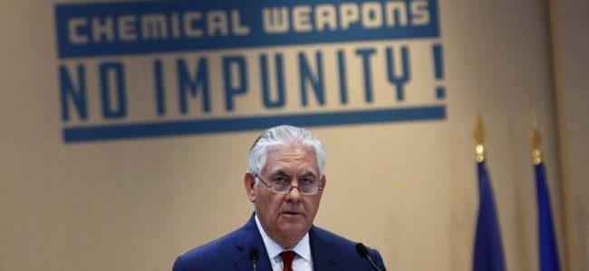 تيلرسون يحذر روسيا من التدخل في انتخابات التجديد النصفي الأمريكية