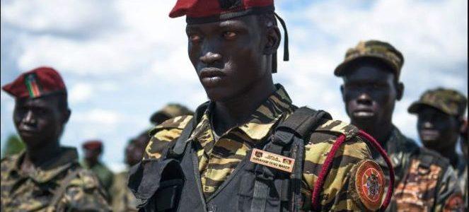 إنذار أمريكي بريطاني لمن ينتهك وقف اطلاق النار في جنوب السودان