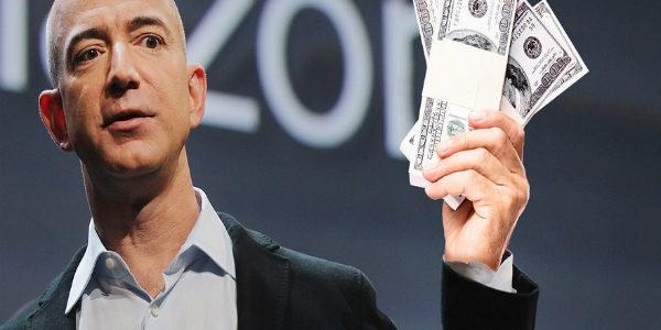 من هو أغنى رجل في التاريخ.. يمتلك متاجر أمازون وصحيفة واشنطن بوست