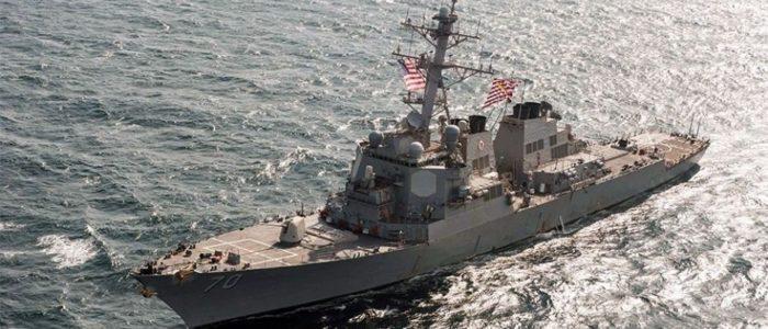 """أمريكا تتحدي الصين """"لا يمكنك منعنا من الأبحار"""" ما يثير خطر الحرب العالمية الثالثة"""