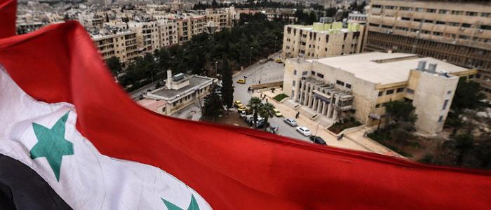 وصول وفد من المعارضة السورية إلي سوتشي