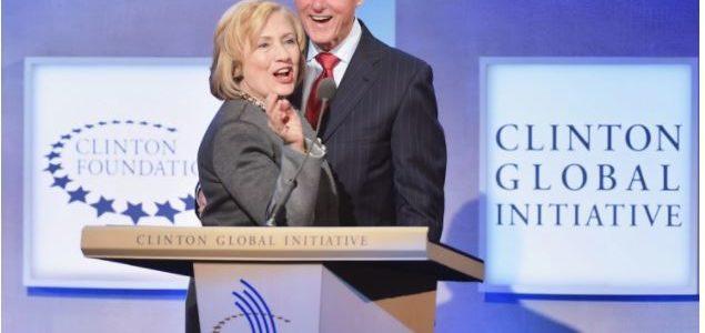 التحقيقات الفيدرالي يراقب أنشطة هيلاري كلينتون المشبوهة ويحقق في تلقيها تبرعات لمؤسسة زوجها