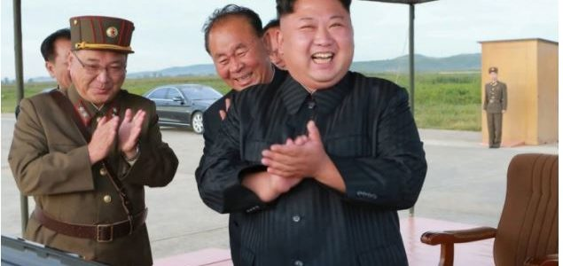صور توضح تفكيك كوريا الشمالية منشآت في موقع تجارب