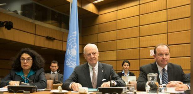 المعارضة السورية تقاطع مؤتمر سوتشي