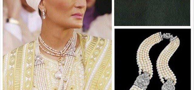 بالصور: سرقة مجوهرات موزة والدة أمير قطر بملايين الدولارات في إيطاليا
