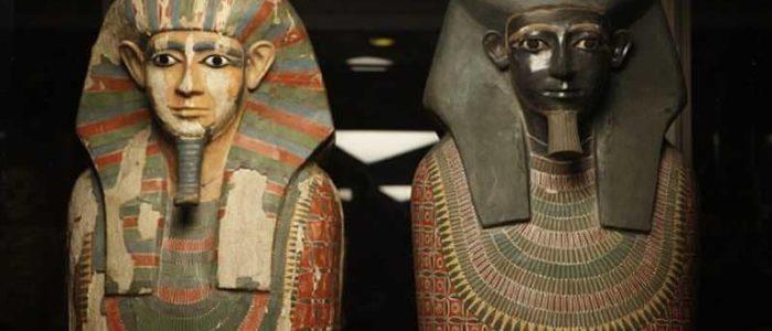 """علماء بريطانيون يحلون لغز مومياء """"الأخوين"""" الفرعونيين التي حيرت العالم"""