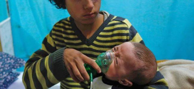أكثر من 300 هجوم كيميائي خلال الحرب السورية