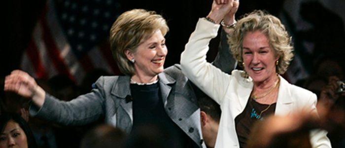 فضيحة هيلاري كلينتون..صديقتها دفعت نصف مليون دولار لاتهام ترامب بالتحرش الجنسي قبل انتخابات 2016