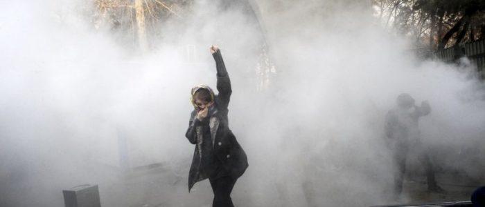 تقرير دولي إيران اعتقلت 3700 متظاهرا وقتل عشرات أخرين