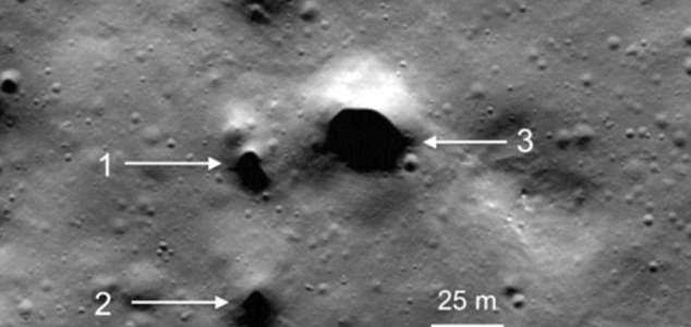 ناسا تكتشف تمثالا لأبو الهول على المريخ و تحدد المكان الأمثل للحياة علي القمر