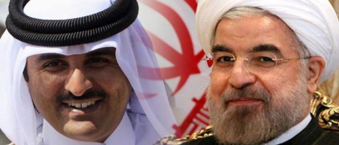 تميم يخشى سقوط حلفاءه بإيران.. منع أفراد عائلته وقبيلته من مغادرة قطر ودفع 2 مليار دولار لطهران والجزيرة لا تغطي المظاهرات