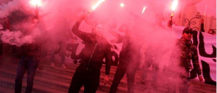 تونس تعتقل 41 متظاهرا جديدا احتجوا ضد التقشف.. اعتقال 850 شخصا منذ بداية الاحتجاجات
