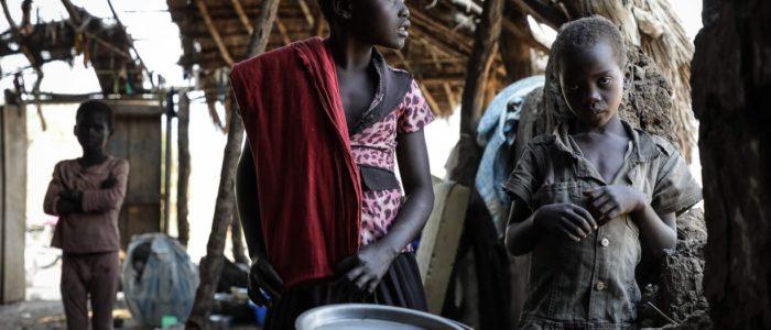 الجوع سلاح فتاك ضد المدنيين في جنوب السودان