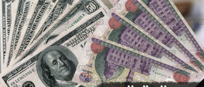 سعر الدولار في البنك المركزي اليوم الاربعاء 15-8-2018