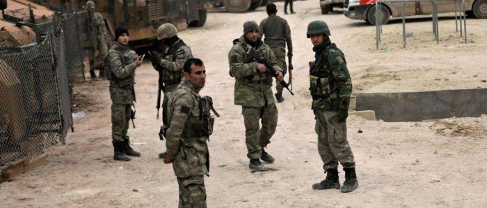 القوات الكردية في سوريا تشن هجوما مضاد قوي يدل علي معركة طويلة مع تركيا