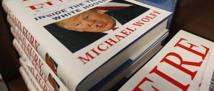 """كتاب """"نار وغصب: داخل بيت ترامب الأبيض"""" يتحول لعمل تلفزيوني"""