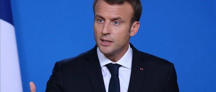 زيارة مرتقبة للرئيس الفرنسي إلى العراق