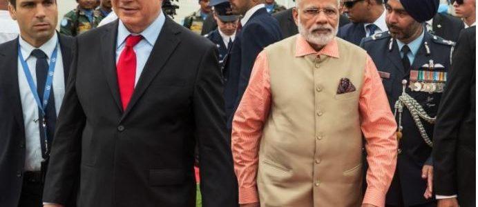 الهند تلغي صفقة صواريخ مع إسرائيل قبل زيارة نتنياهو