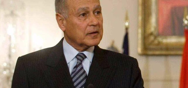 أبو الغيط يرحب بقرار مجلس الأمن بشأن وقف القتال في سوريا