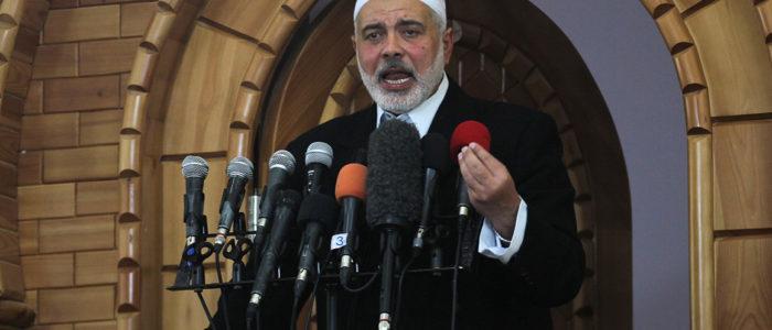 الخارجية الأمريكية تضيف إسماعيل هنية للقائمة السوداء