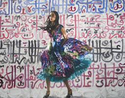 الخط العربي والتعبير عن قضايا الجسد.. بين العنف والفكرة تتفجر جماليات المواقف البصرية