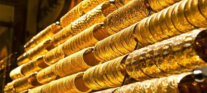 أسعار الذهب اليوم السبت 1-9-2018 في مصر