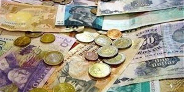 أسعار العملات اليوم الإثنين وإنخفاض سعر الدولار